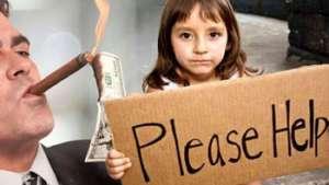 امریکا، رهبرجهانی در زمینه فقر کودکان