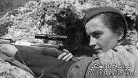تیراندازان زن شوروی که نازیها را از پادرآوردند