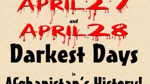27th and 28th April, a shameful event in our history!