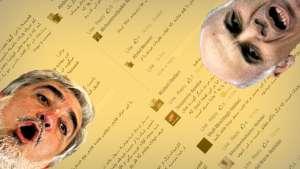سیلیهای کاربران فیسبوک به روی سران حکومت