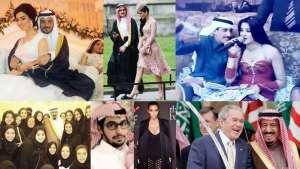 عیاشی شیوخ عربستان با پول حجاج