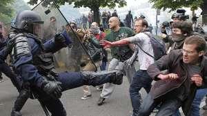 فرانسه بار دگر مهد خیزشهای بزرگ کارگری