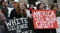 تظاهرات میلیونی علیه دونالد ترامپ در سرتاسر امریکا