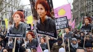 سکینه جانسز، سمبول مقاومت مردم مبارز کردستان
