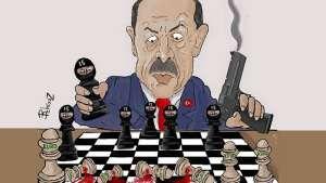 دولت فاشیستی ترکیه، داعشیان را علیه «عفرین» مسلح میکند
