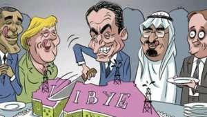در لیبی بعد از تجاوز امریکا و ناتو چه میگذرد؟