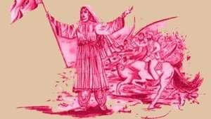ادبیات فولکلوریک، مملو از روح ستیز با استبداد و سیاهی