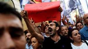 اعتراضها در تركيه دولت اردوغان را فلج كرد