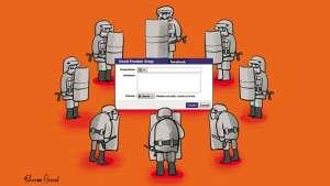 ترس ستمپیشگان حاکم از شبکههای اجتماعی