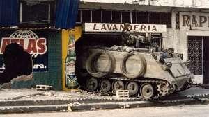 تاریخچه تجاوز و بربریت ارتش امریکا در پاناما
