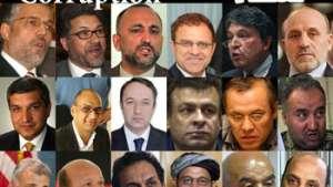 نمونههایی از چپاول در دولت فاسد کرزی