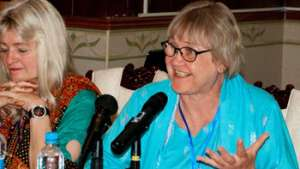 Speech of Anne Carin in the 3rd Conference of Pakistan-Afghanistan progressive forces