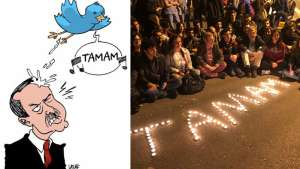 «بساست»، پاسخ میلیونی مردم ترکیه به دیکتاتوری اردوغان