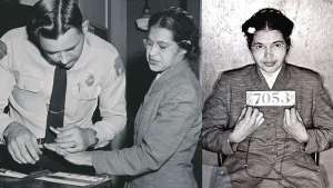 رُزا پارکس، زن شجاعی که نماد عدالتخواهی سیاهان شد