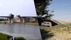 تخریب پلها و مراکز عامالمنفعه میراث شوم تنظیمی