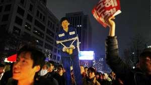 خشم مردم کوریا در برابر فساد، سرمشقی برای مردم ما