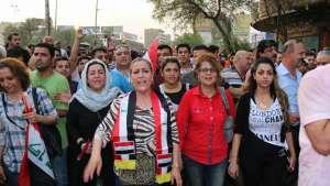 تجمع نیم میلیونی در بغداد: «نه شیعه، نه سنی، جامعهی سکیولار»