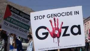 """La """"Gaza""""  Afghana e la Gaza Palestinese: risucchiate in un vortice di fuoco e sangue mentre gli oppressori si divertono e fanno razzia!"""