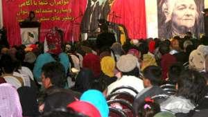 Kabul. Hambastagi, lotta democratica a un passo dalla clandestinità