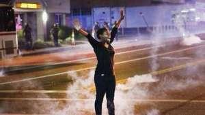 غلیان خشم سیاهپوستان فرگوسن در برابر بیعدالتی