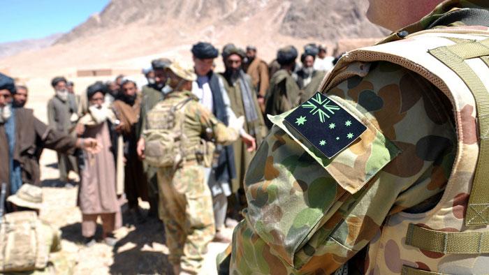 په افغانستان کې د آسټرالیا خونړي لاسونه
