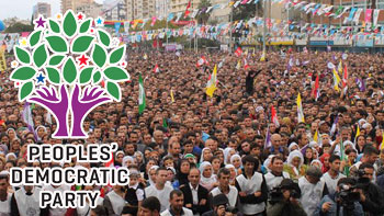 HDP elections campaign